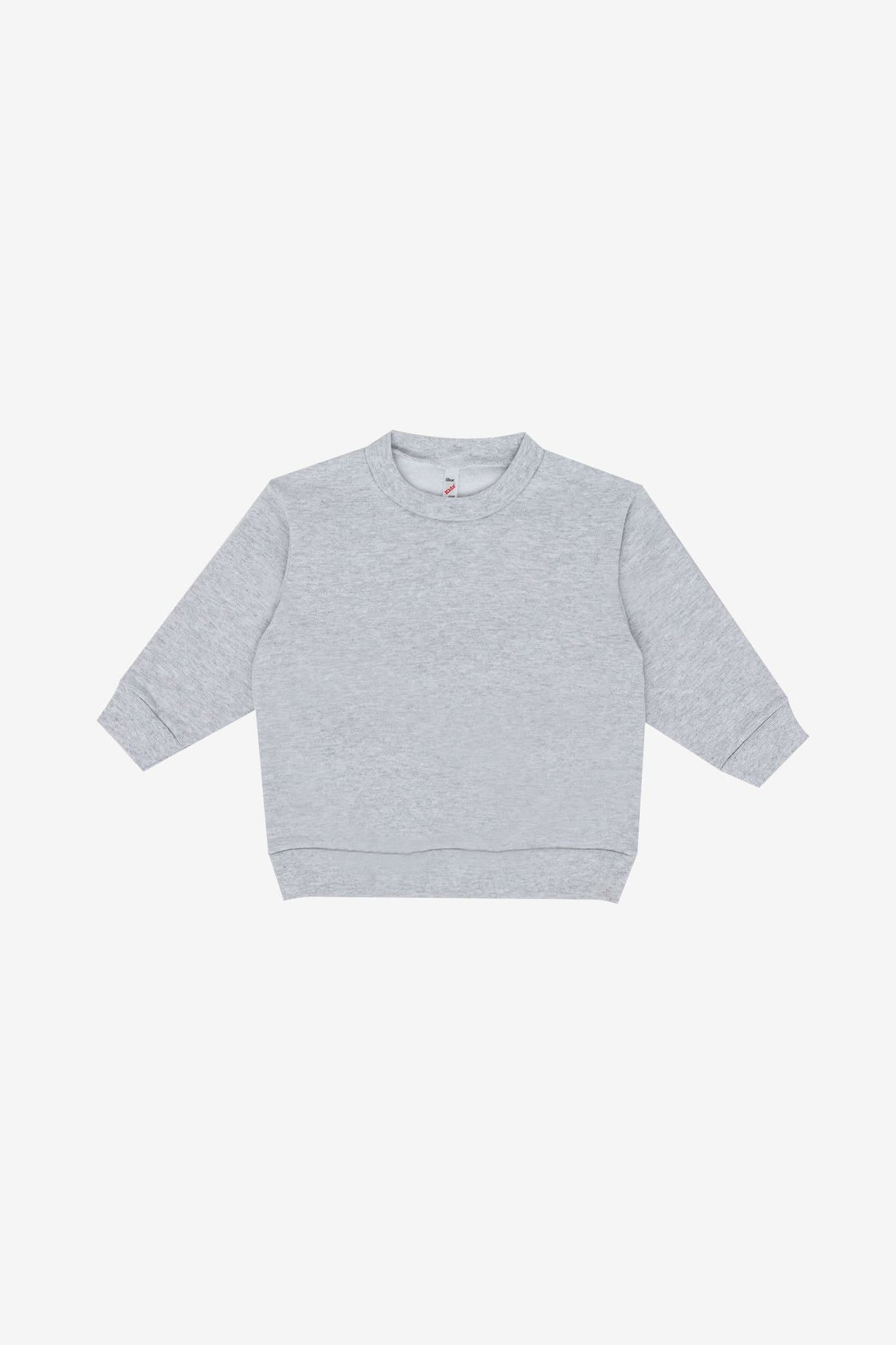 HF-107 - Toddler Heavy Fleece Crewneck Sweatshirt