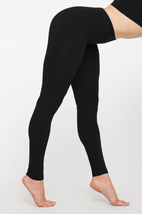 83280 - Cotton Spandex Jersey Leggings