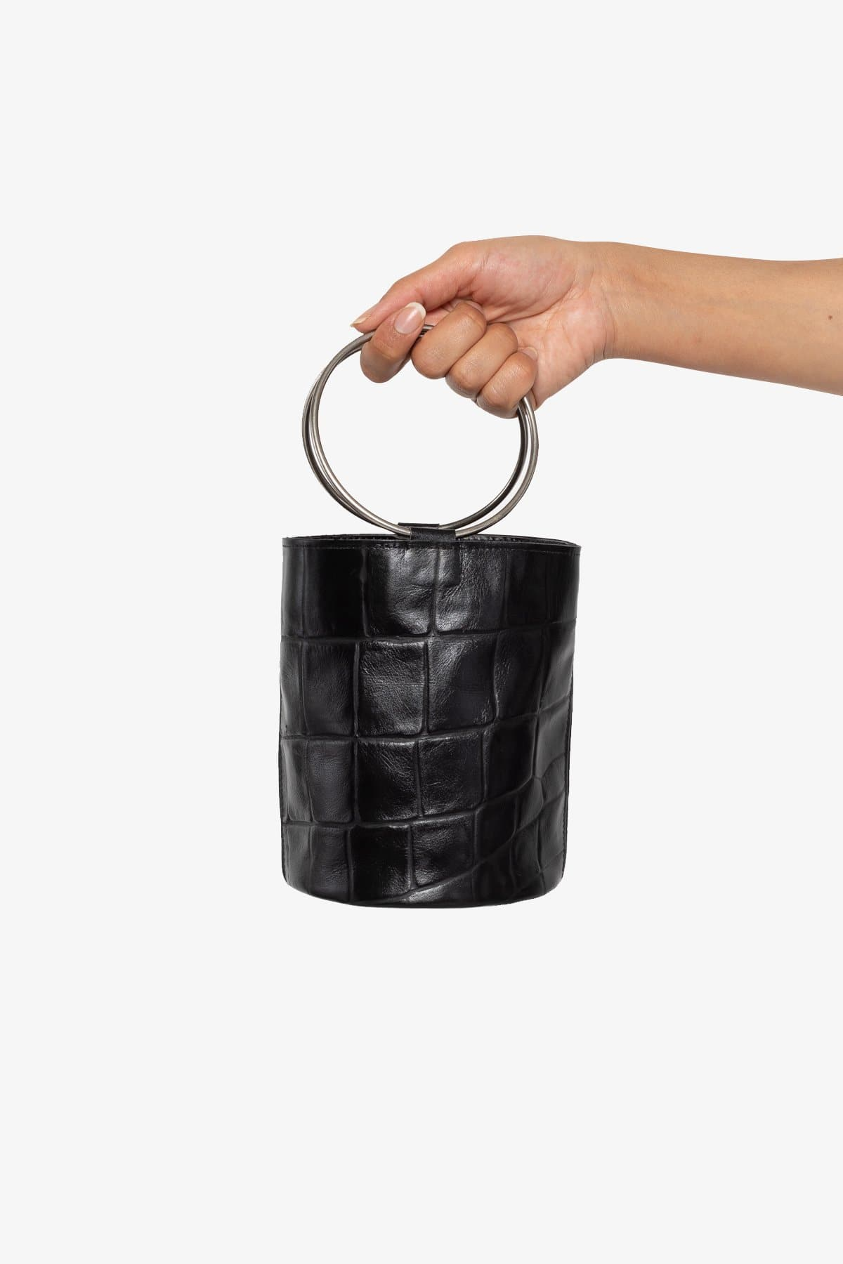 RLH3422 - Mini O Ring Bucket Bag