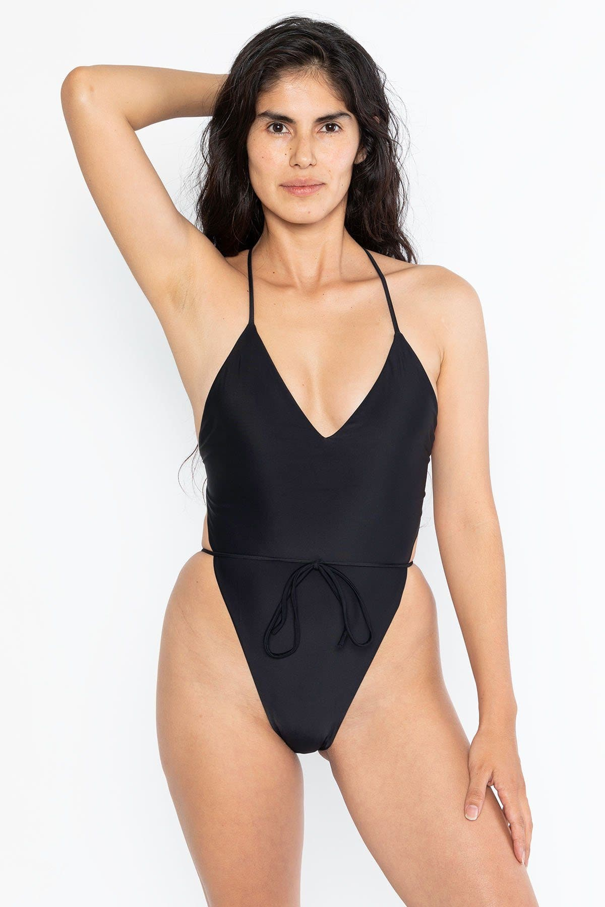 RNT109 - Vintage High Cut One Piece