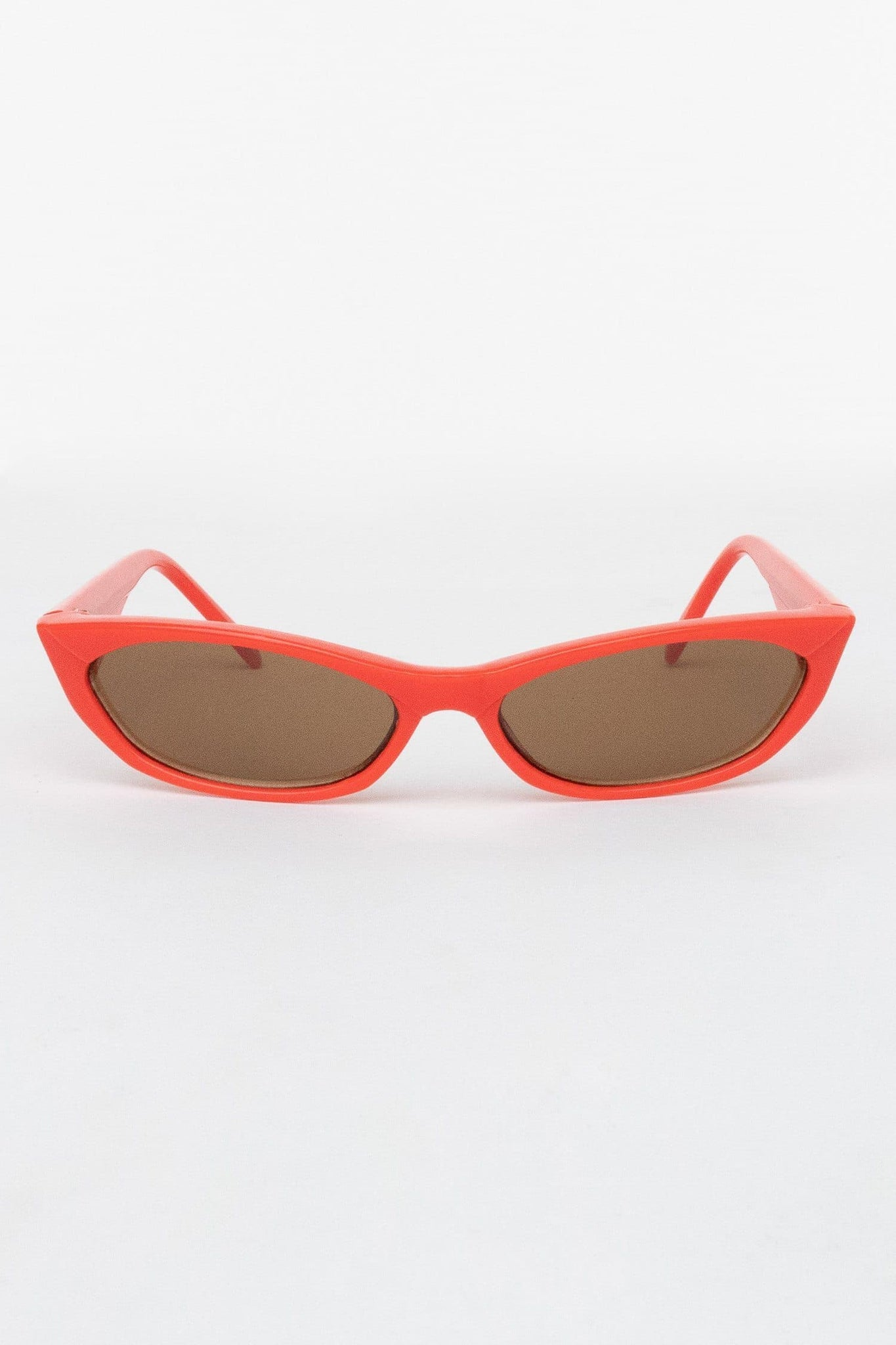 SGSKCAT - Katya Skinny Cat Eye Sunglasses