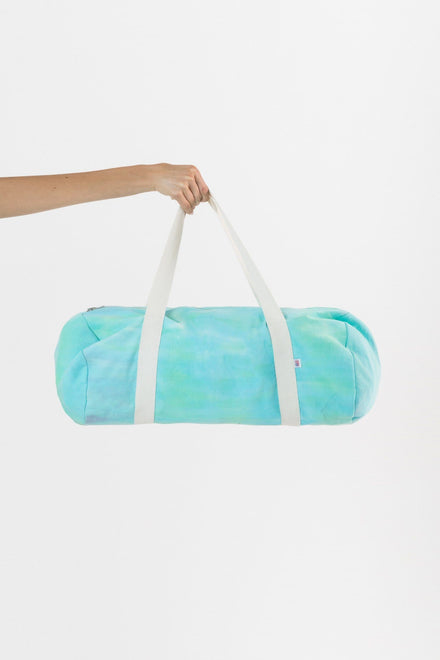 BD540 - Tie Dye Canvas Gym Bag