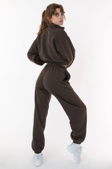 F394 - Flex Fleece High Waist Sweatpant
