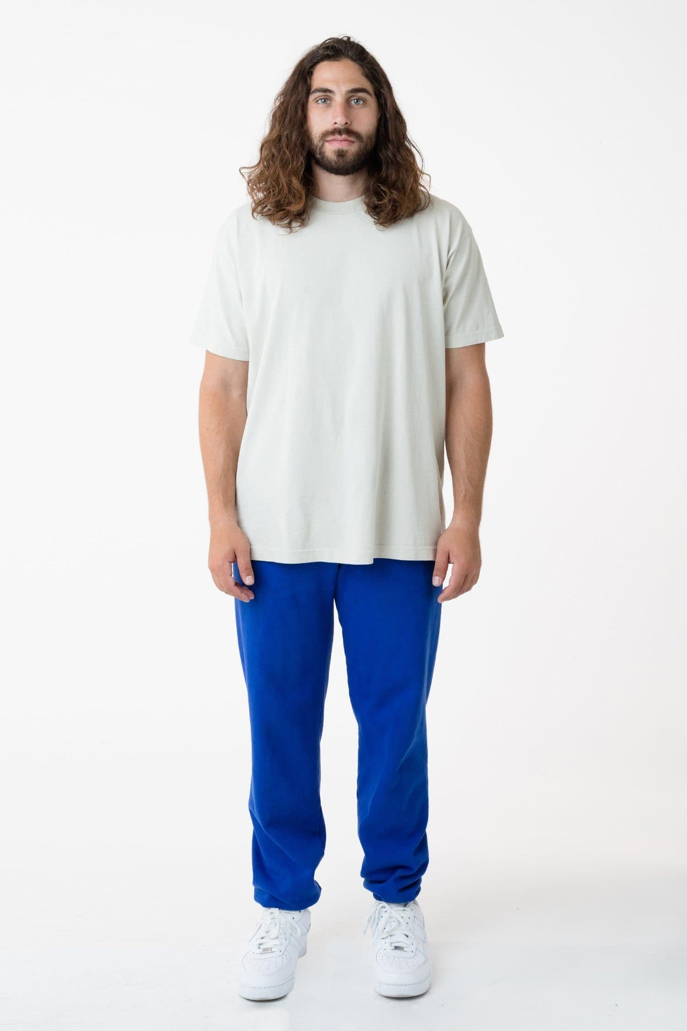 HF04GD - Garment Dye Heavy Fleece Sweatpant