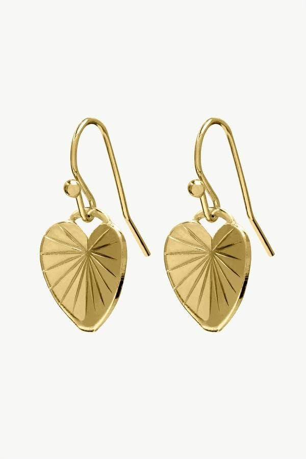 GDLEFEAR - Leaf Earrings