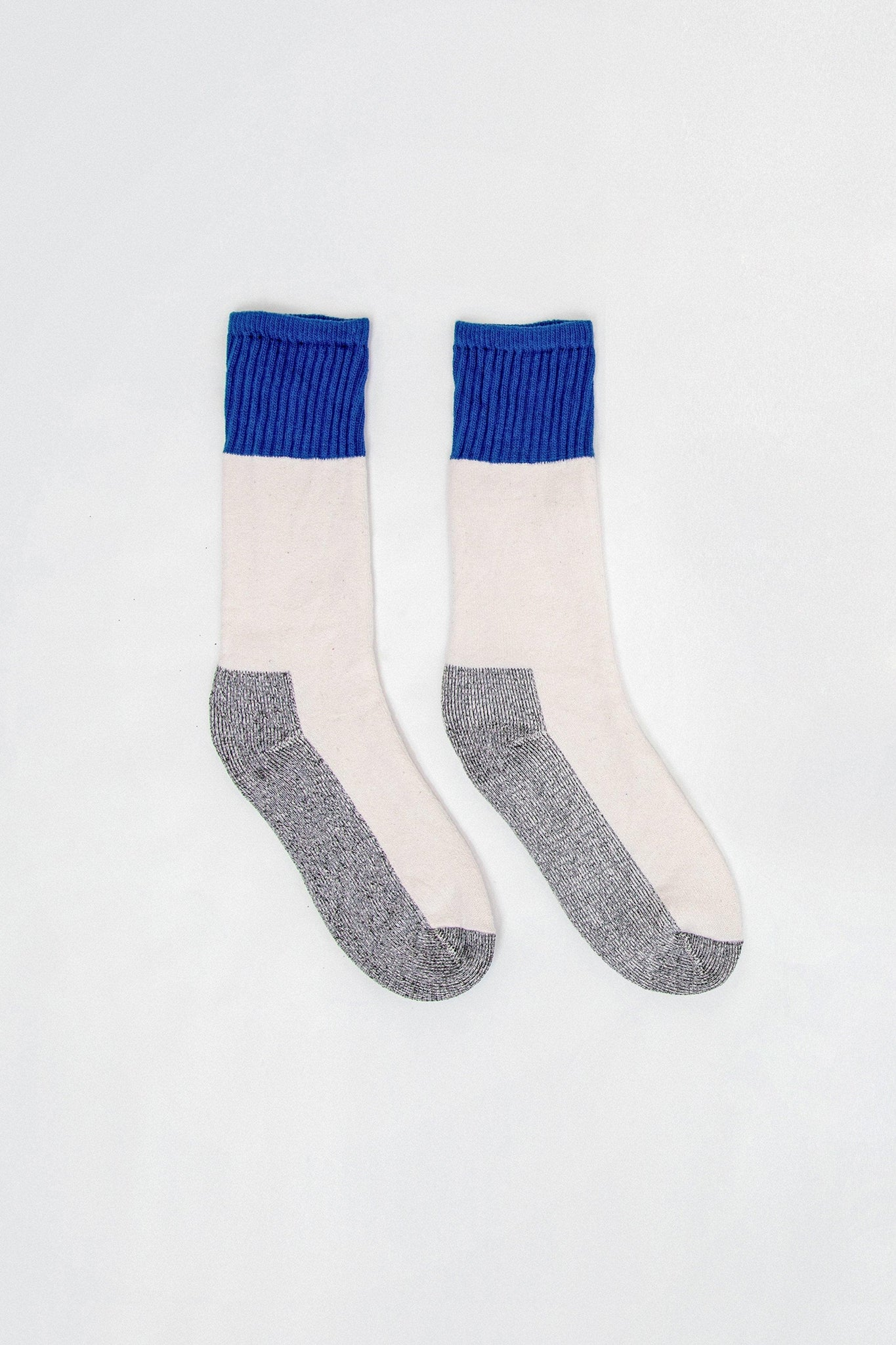 CBLKSOCK - Color Block Boot Sock