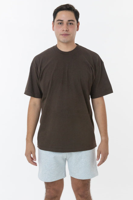 HF-02 - 14oz. Heavy Fleece Mid-Length Short