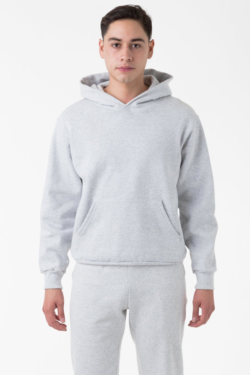 HF09 - 14oz. Heavy Fleece Hooded Pullover Sweatshirt
