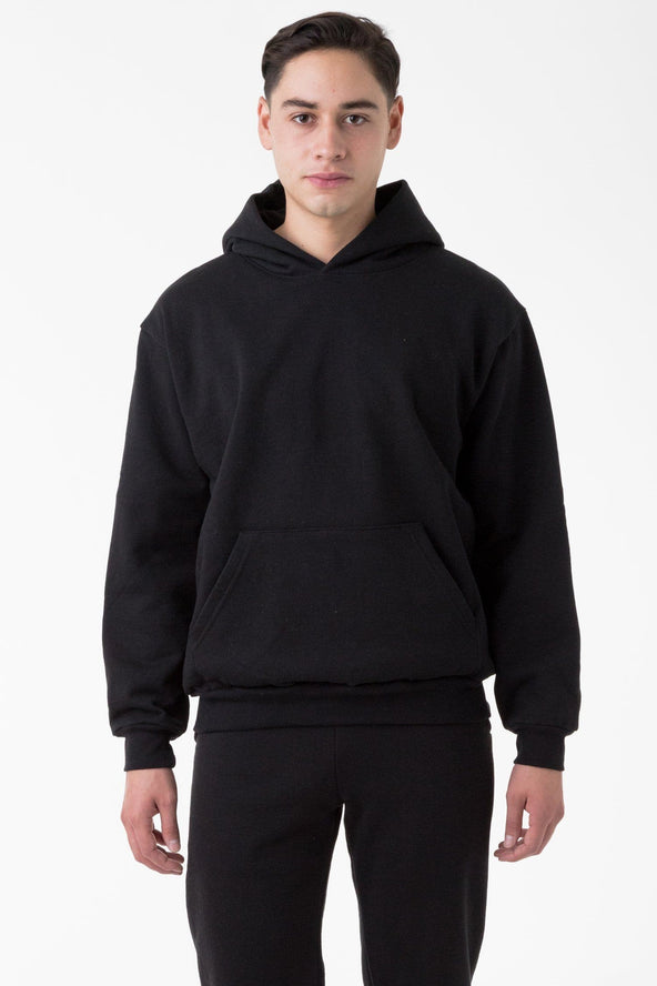 2dd9c69561a HF09 - 14oz. Heavy Fleece Hooded Pullover Sweatshirt – Los Angeles ...