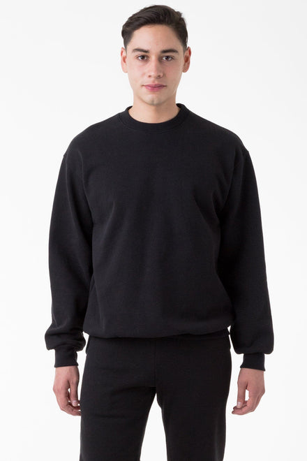 HF07 - 14oz. Heavy Fleece Pullover Crewneck Sweatshirt