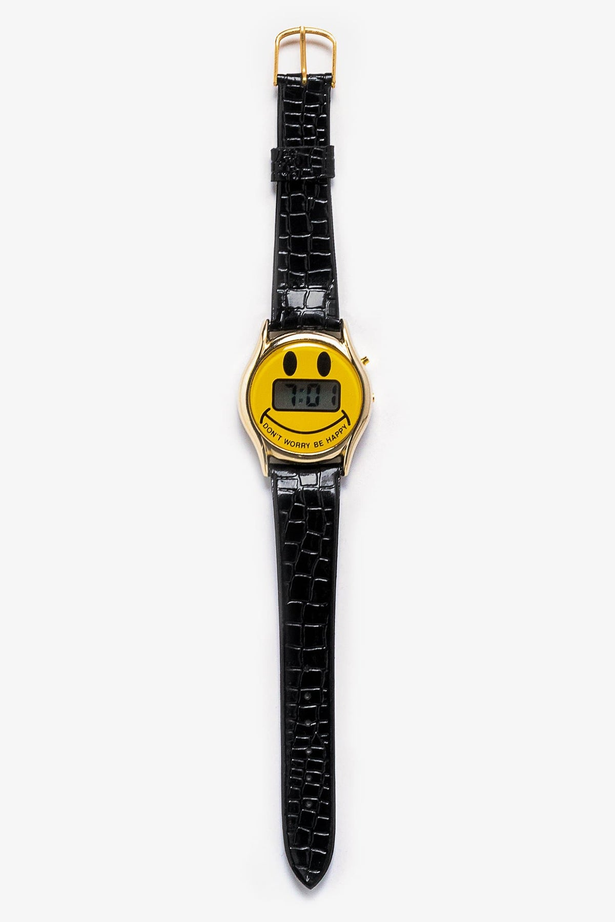 WCHRDWBH - Don't Worry Be Happy Men's Watch