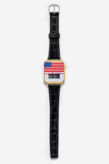 WCHRFLAG - American Flag Watch