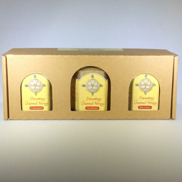 Monastery Creamed Honey®  - Four Gift Boxes