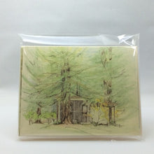 Redwoods Abbey Cards