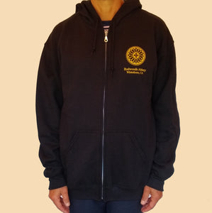 Cistercian Window Hoodies