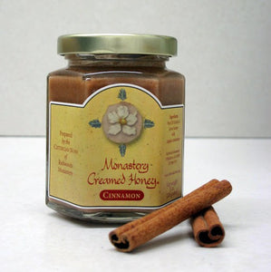 Single Jar of Monastery Creamed Honey