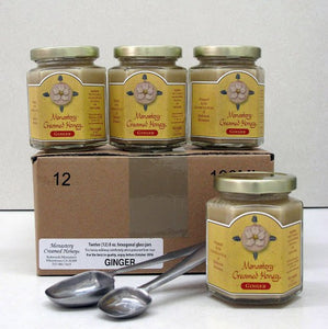 Case of Monastery Creamed Honey