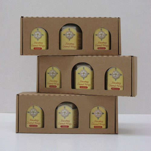 Monastery Creamed Honey®  - Two Gift Boxes