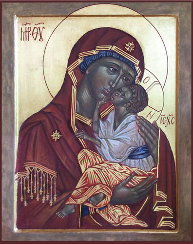 Black Madonna of Compassion