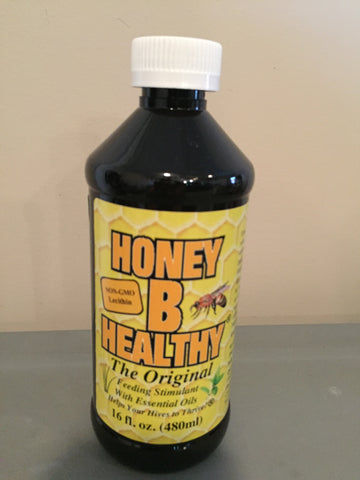 30  - Honey B Healthy Original 16 oz