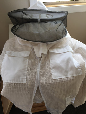 20 - Fully Ventilated Jackets with Round Veil