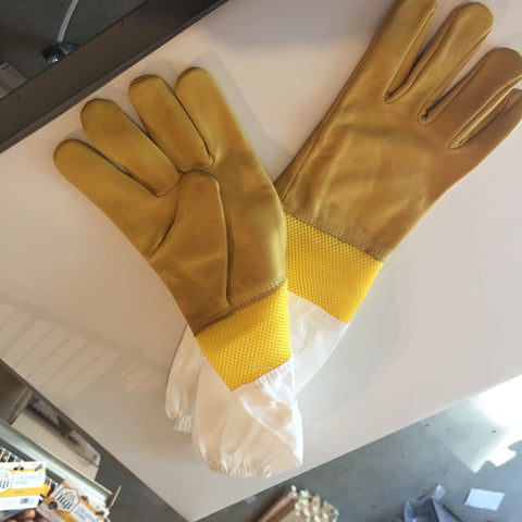 20 - Gloves with venting net