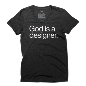 GOD IS A DESIGNER — W(V.2015)