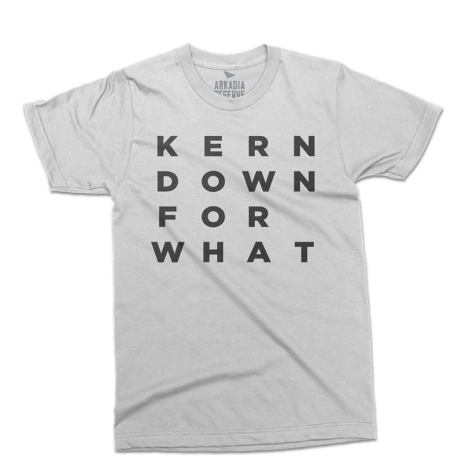 Kern Down For What S/S - Arkadia1981