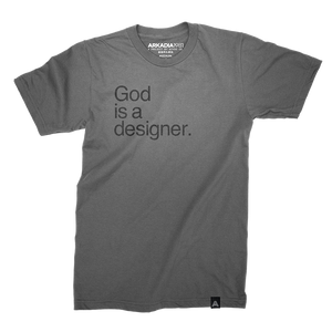 God is a designer.™ Original S / S