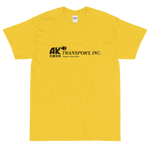 AK Transport, Inc. Alpha — Unisex S/S 交通手段 - Arkadia1981