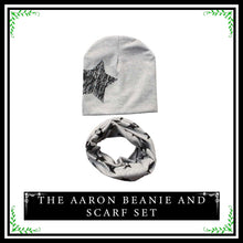 The Aaron Beanie and Scarf Set | 2 Piece Winter Set