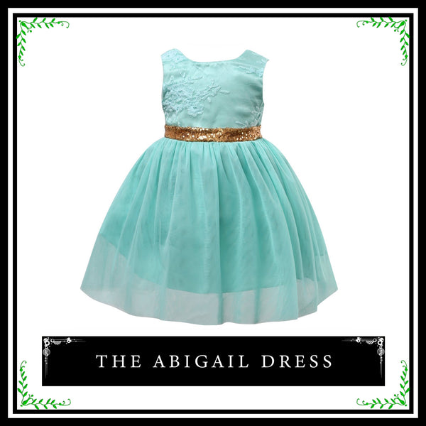 Abigail Dress - Simply Lennox
