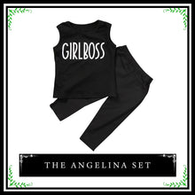 The Angelina Set | 2 Piece Outfit For Toddler Girls