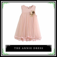 The Annie Dress | Simply Elegant Baby Girl Party Dress
