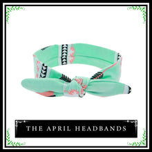 The April Headbands | Infant Headbands