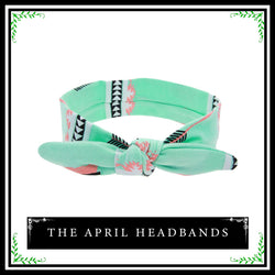 April Headbands - Simply Lennox