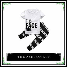 The Ashton Set | Double Comfort Two Piece Clothing Set for Baby Boy