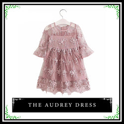 Audrey Dress - Simply Lennox