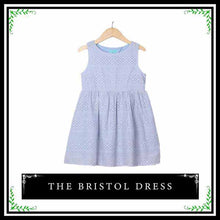 The Bristol Dress | Trendy Open Back Dress for Toddler Girl