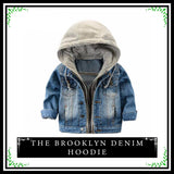 Brooklyn Denim Hoodie - Simply Lennox