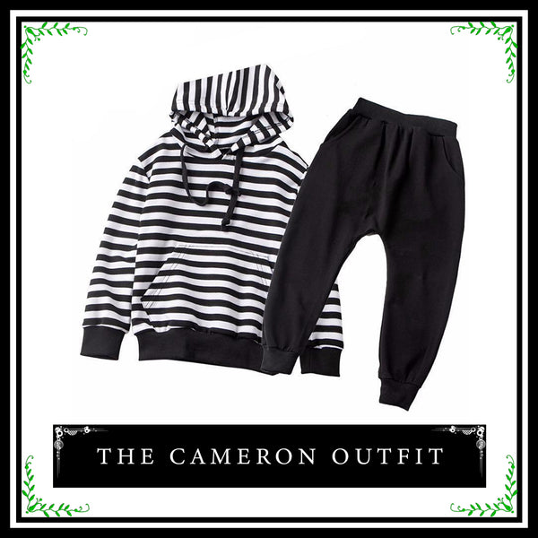 Cameron Outfit (2pcs) - Simply Lennox