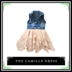 Camille Dress - Simply Lennox
