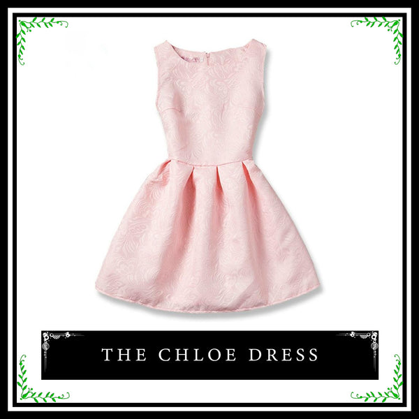 Chloe Dress - Simply Lennox