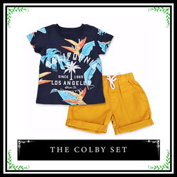 Colby Set (2pcs) - Simply Lennox