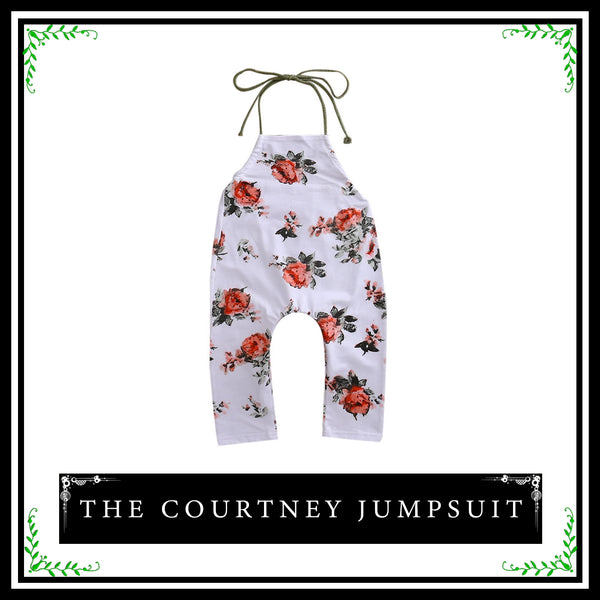 Courtney Jumpsuit - Simply Lennox