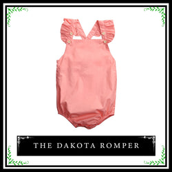 Dakota Romper - Simply Lennox