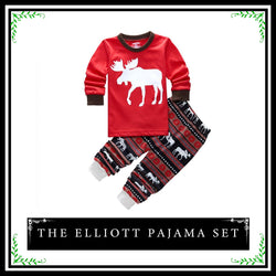 Elliott Pajama Set (2pcs) - Simply Lennox