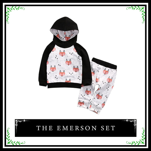 Emerson Set (2pcs) - Simply Lennox