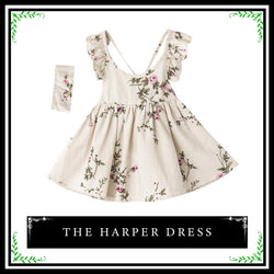 Harper Dress - Simply Lennox