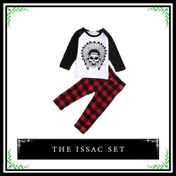 Issac Set (2pcs) - Simply Lennox